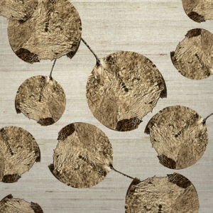 Meystyle Dry Moonleaves behang