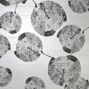 Meystyle Faded Moonleaves behang