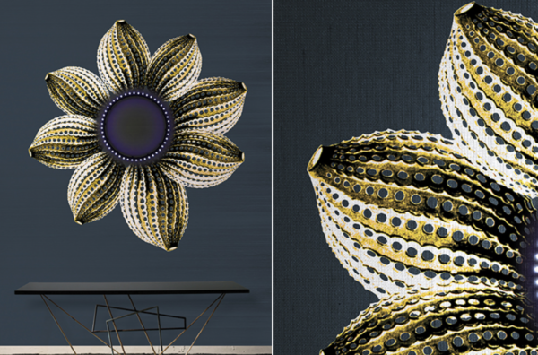 Meystyle Sunflower behang