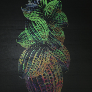Meystyle Tropical Pineapple behang