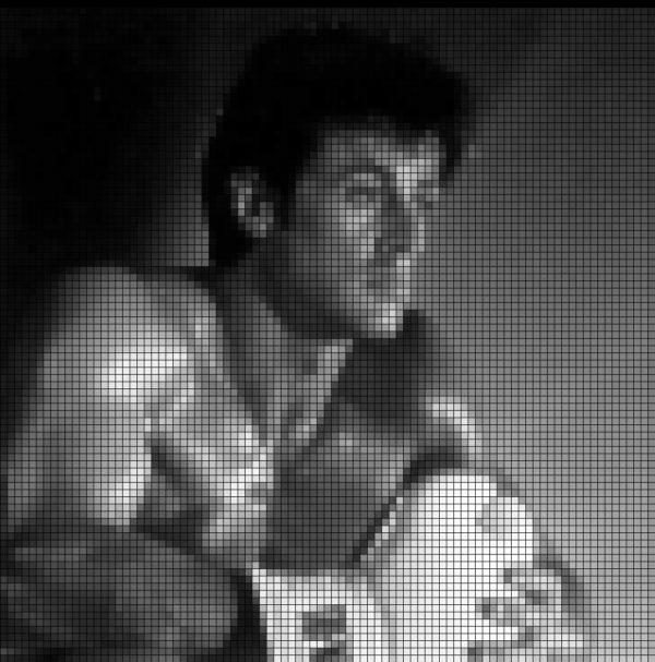 Capiece Mozaïek Wand Rocky Marciano