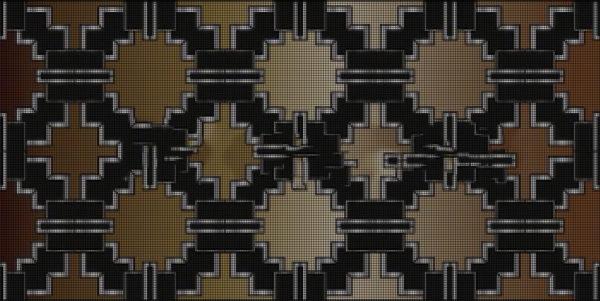 Capiece Mozaïek Wand Connections