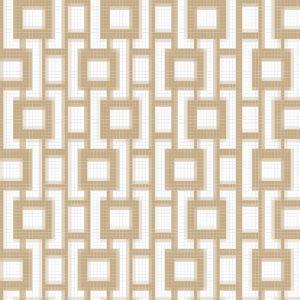 Capiece Mozaïek Wand White Squares